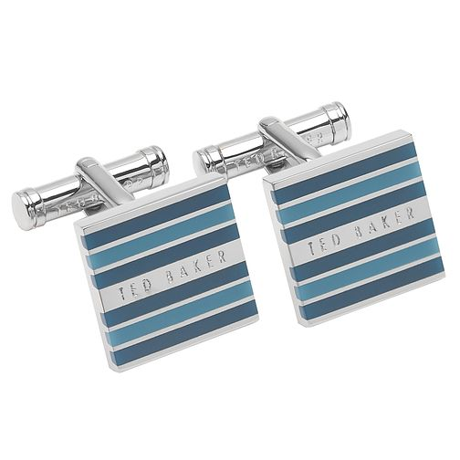 Ted Baker Brass Teal Cufflinks - Product number 5709520