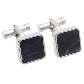 Ted Baker Lite Square Stainless Steel Cufflinks - Product number 5709539