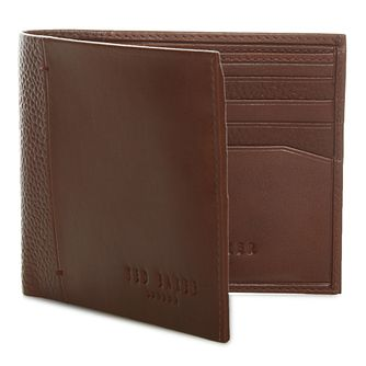 Ted Baker Splitz Tan Leather Wallet - Product number 5709563