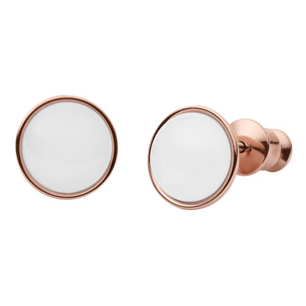 Skagen Seaglass Rose Gold Tone Earring - Product number 5711045