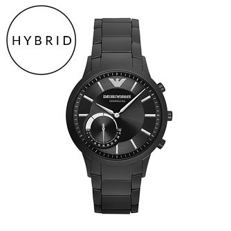 Emporio Armani Connected Gen 4 Men's IP Hybrid Smartwatch - Product number 5712645