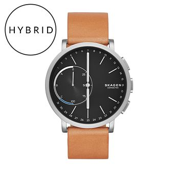 Skagen Connected Men's Titanium Strap Hybrid Smartwatch - Product number 5712742