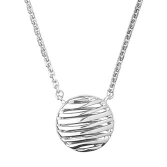 Links of London Sterling Silver Thames Round Necklace - Product number 5718066