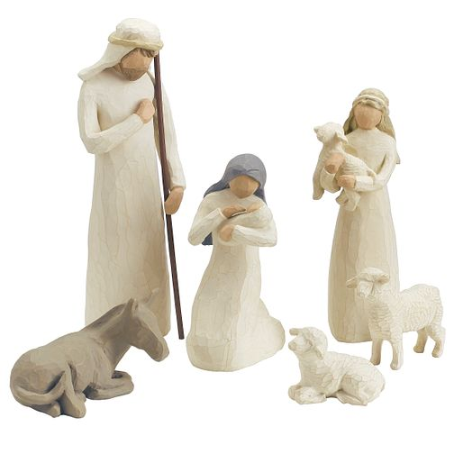 Willow Tree Nativity Figurine Set - Product number 5760305