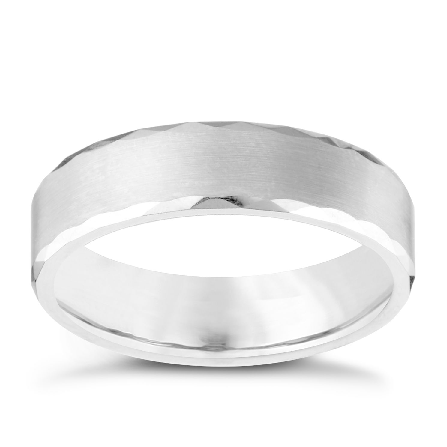 Men's Tungsten 6mm Ring - Product number 5797225