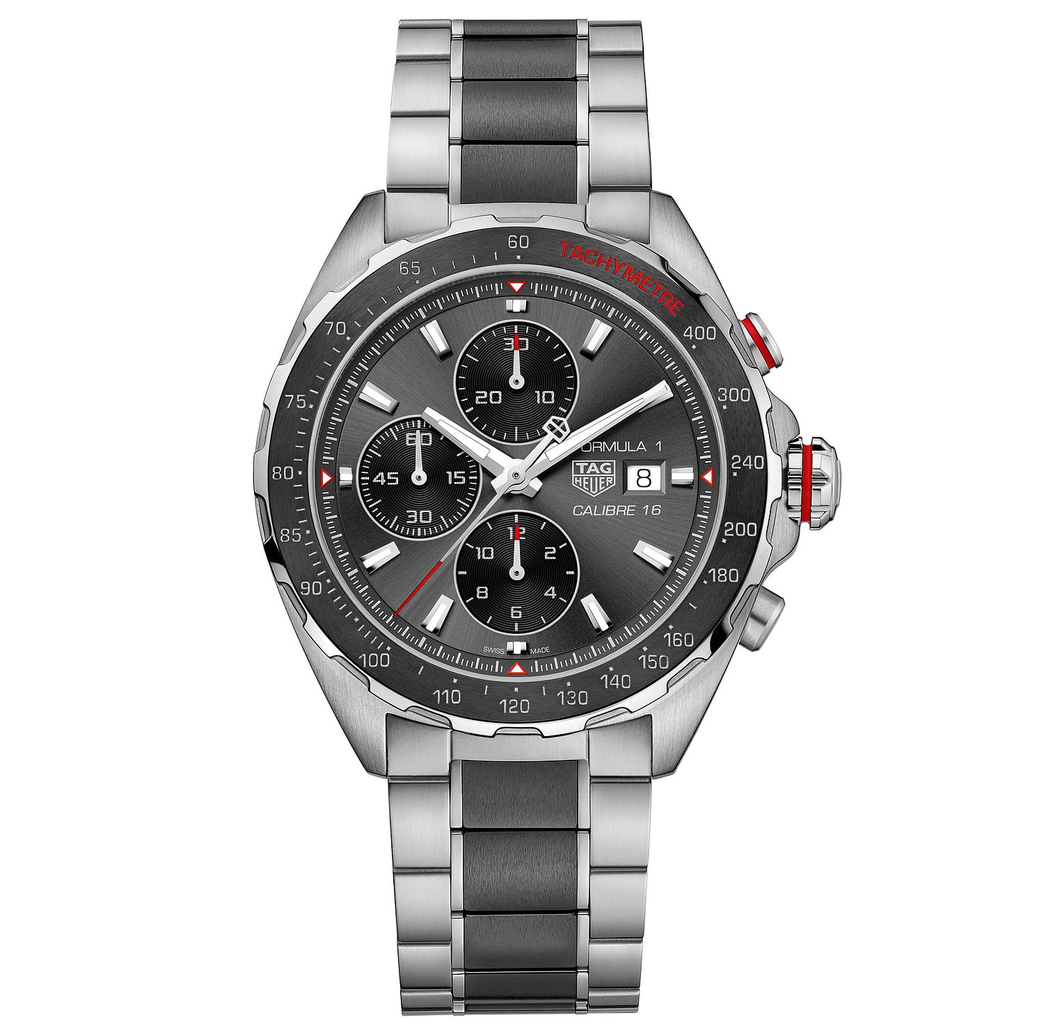 TAG Heuer Formula 1 Men's Stainless Steel Bracelet Watch - Product number 5818338