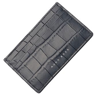 Hugo Boss Men's Black Leather Cardholder - Product number 5820383