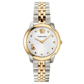 Versace Audrey Ladies' Two Tone Bracelet Watch - Product number 5822106