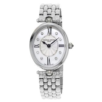 Frederique Constant Art Deco Stainless Steel Bracelet Watch - Product number 5824389