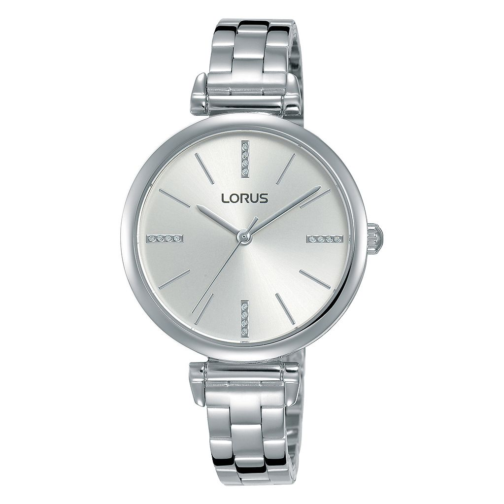 Lorus Dress Ladies' Stainless Steel Bracelet Watch - Product number 5824435