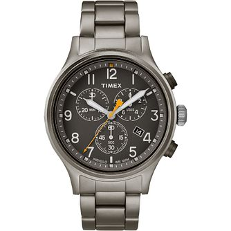 Timex Allied Men's Stainless Steel Bracelet Watch - Product number 5825903