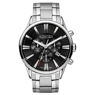 Roamer Men's Stainless Steel Bracelet Watch - Product number 5837375