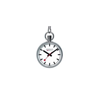 Mondaine SBB Stainless Steel Pocket Watch - Product number 5837812