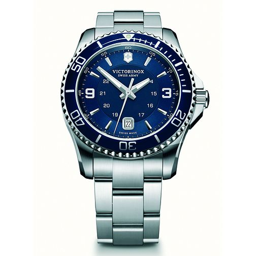 Victorinox Maverick Large Men's Steel Bracelet Watch - Product number 5838258
