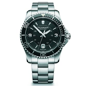 Victorinox Maverick Large Men's Steel Bracelet Watch - Product number 5838339