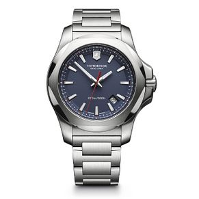 Victorinox I.N.O.X. Men's Stainless Steel Bracelet Watch - Product number 5838371