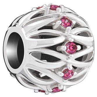 Chamilia Twisted Ribbon Swarovski Charm - Product number 5845947