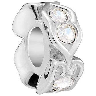 Chamilia Sterling Silver Moonlight Spacer Bead - Product number 5854067