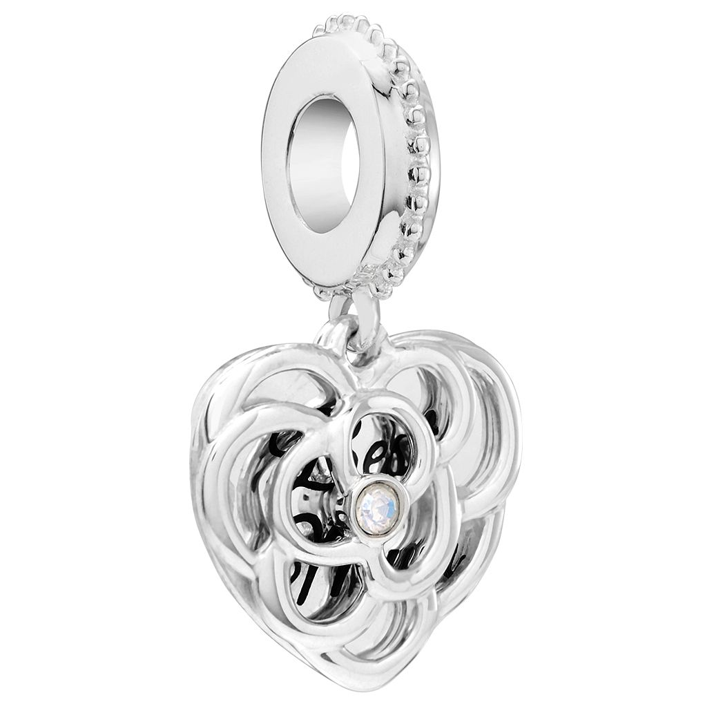 Chamilia Sterling Silver Filigree Best Mum Charm - Product number 5854105