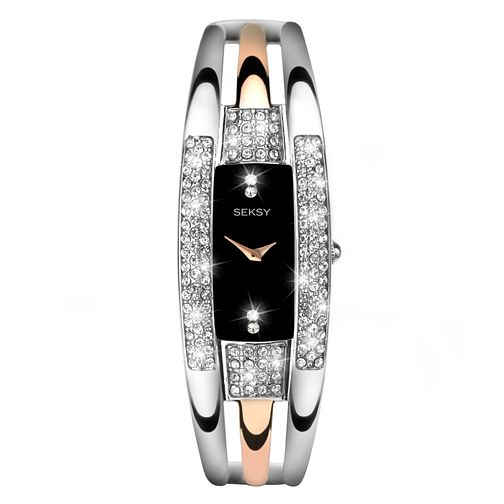 Seksy Ladies' Titanium Bracelet Watch - Product number 5866065