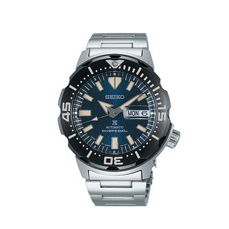Seiko Prospex Monster Divers Stainless Steel Bracelet Watch - Product number 5866839
