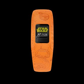 Garmin Vivofit Jr.2 Disney Star Wars Orange Activity Tracker - Product number 5867304