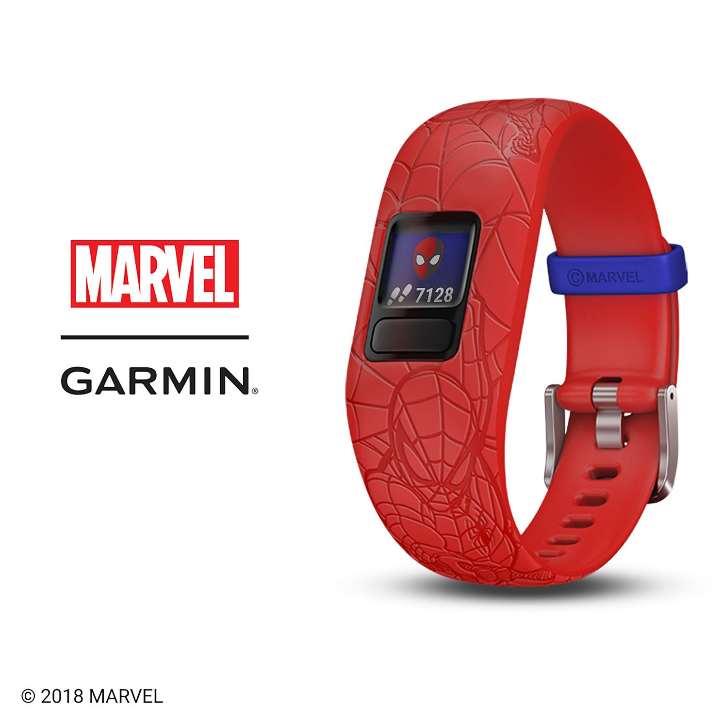 Garmin Vivofit Jr.2 Marvel Spider-Man Red Activity Tracker - Product number 5867436