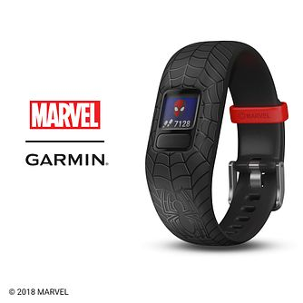 Garmin Vivofit Jr.2 Marvel Spider-Man Black Activity Tracker - Product number 5867444