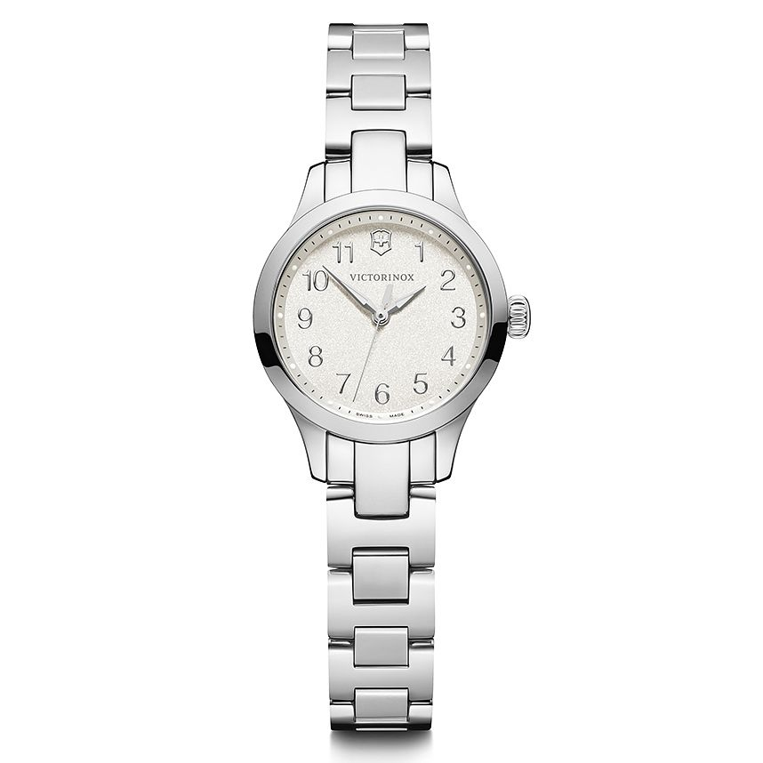 Victorinox Alliance XS Ladies' Silver Tone Bracelet Watch - Product number 5867967