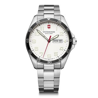 Victorinox Fieldforce Men's Stainless Steel Bracelet Watch - Product number 5868009