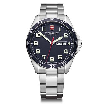 Victorinox Fieldforce Men's Stainless Steel Bracelet Watch - Product number 5868017