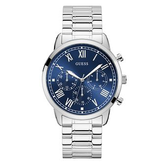Guess Hendrix Men's Stainless Steel Bracelet Watch - Product number 5870674