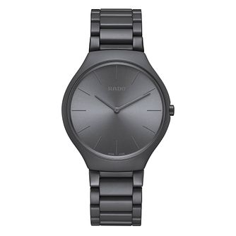 Rado True Thinline Les Couleurs Le Corbusier Grey Watch - Product number 5870720