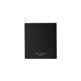 Ted Baker Trubee Men's Black Leather Bifold Wallet - Product number 5874351
