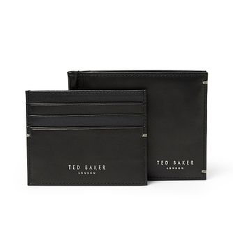 Ted Baker Jeren Men's Leather Wallet & Cardholder Gift Set - Product number 5874815