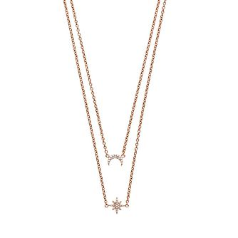 Emporio Armani Crystal Double Necklace - Product number 5886155