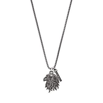 Emporio Armani Men's Stainless Steel Eagle Pendant - Product number 5886333
