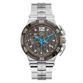 Gc  Structura Ultimate Men's Stainless Steel Bracelet Watch - Product number 5887607