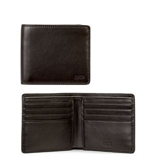 BOSS Majestic Men's Brown Leather Wallet - Product number 5911141