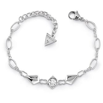 Guess Stainless Steel Swarovski Crystal Bracelet - Product number 5922100
