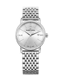 Maurice Lacroix Eliros Ladies' Diamond Bracelet Watch - Product number 5925630