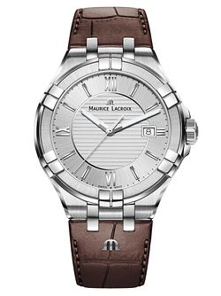 Maurice Lacroix Aikon Men's Stainless Steel Strap Watch - Product number 5925711