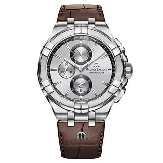 Maurice Lacroix Aikon Men's Stainless Steel Strap Watch - Product number 5925754