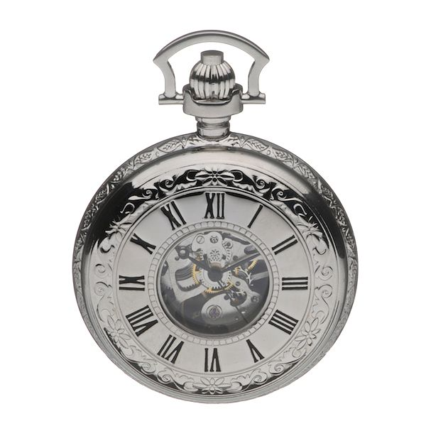 Double Half Opening Hunter Pocket Watch - Product number 5935016