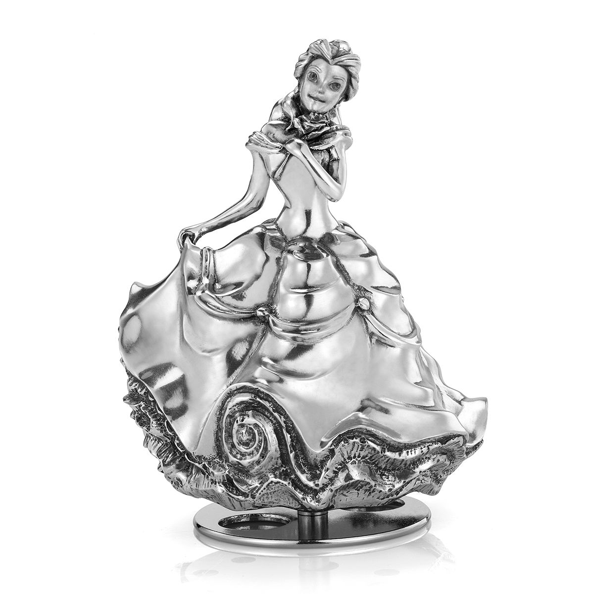 Royal Selangor Disney Belle Pewter Music Carousel - Product number 5946700