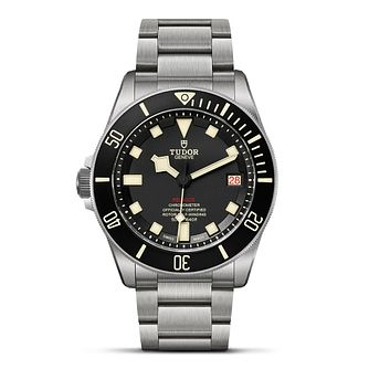 Tudor Pelagos Lhd Men's Titanium Bracelet Watch - Product number 5951534