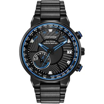 Citizen Eco-Drive Satellite Wave GPS Men's Bracelet Watch - Product number 5960460