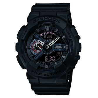 Casio G-Shock Men's Black Resin Strap Watch - Product number 5966051