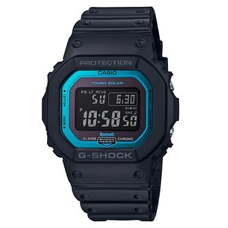 Casio G-Shock Men's Black Resin Strap Watch - Product number 5966078