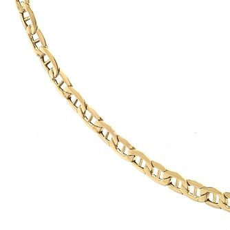 "9ct Yellow 18"" Gold Anchor Chain - Product number 5967015"